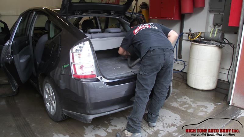 Cleaning And Detailing Services In Basalt Co At High Tone Auto Body