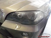 Head lamp polish services in Aspen, Basalt, carbondale silt