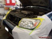 headlight polish services aspen toyota suv process of polishing