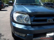 headlight polish services aspen toyota suv polished headlights left closeup