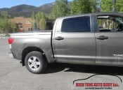 1 Toyota Tundra Passanger Side Damage