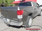 2 Toyota Tundra Left Bed Panel Damage