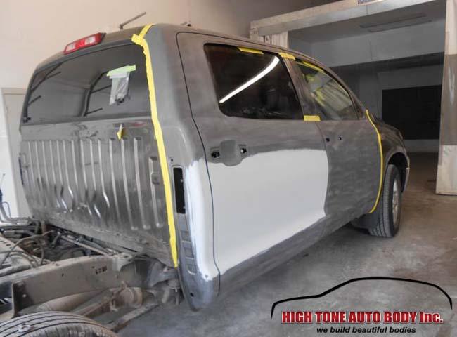 Auto Collision Panel Paint