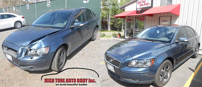 High Tone Auto Body: Volvo Repair