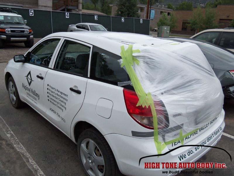 Auto Body Repair Aspen